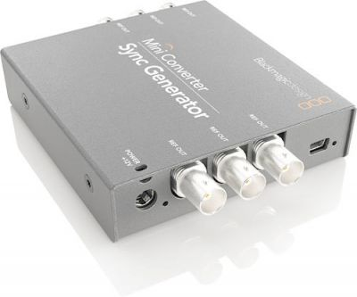 Blackmagic Mini Converter Sync Generator