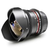 walimex pro 8mm 1:3,8 Fish-Eye II VDSLR